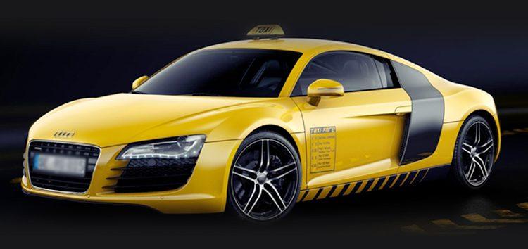 Taxis applis et technologies